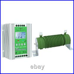 12/24V MPPT 800W Wind Solar Mix Charge Controller for 400W Wind Turbine
