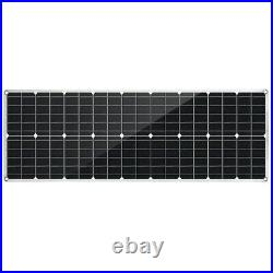 120w Flexible Solar panel 120W Mono Module for Camping Boat RV Home Solar Charge