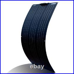 300w Flexible Solar Panel for Car Battery RV/Camping/Power station Controller US