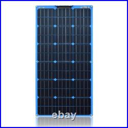 300w flexible Solar Panel 2X150W For Car Battery/Boat/Camping/RV 10A Controller