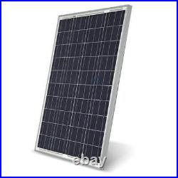 HQ Solar panels100wPV Modules cell, DC12v output, with Multi Crystalline Silicon