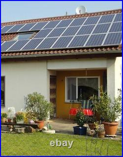 Off Grid Solar Package 5KW Mono Perc Complete Solar Panel System Generator Home