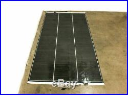 SoloPower SP3L 160W 7-Ft Long Flexible Solar Panel CIGS Cells with MC4 Cables