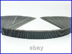 Solopower 14.5x1.5 Lot of 100 0.5V CIGS Solar Cells -Lightweight Thin Flexible
